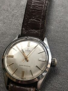 Vintage Gents Rolex Tudor Oyster Watch For Repair