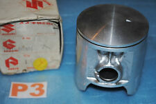 1 piston NU cote Standard SUZUKI RM 250 de 1986 réf.12110-00B01 neuf