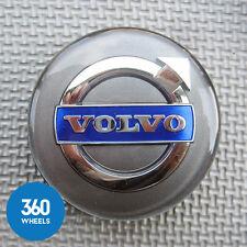 1 X Nuovo Originale VOLVO lega ruota centro tappi GREY IRON S V XC 60 90 40 31400452