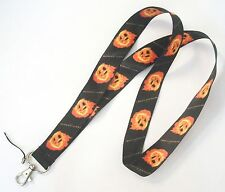 10 pcs Hunger Games Fabric Mobile Phone Lanyard Keychain Strap ~Party Favors~