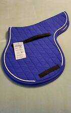 Quilted Horse Saddle Show Pad