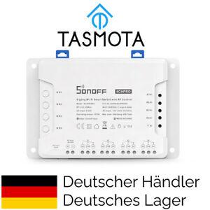 Sonoff 4CH Pro R3 WiFi Tasmota 9.4.0 - Alexa - MQTT - Smart Home