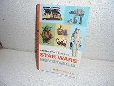 Official Price Guide to Star Wars Memorabilia by Jeremy Becket Paperback Book