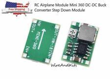 RC Airplane Module Mini 360 DC-DC Buck Converter Step Down Module
