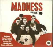 Madness - The Very Best Of Madness (2xCD 2014) 32 Tracks