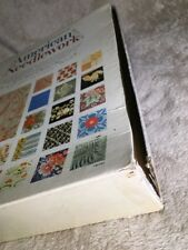 Book of Patterns and Instructions for American Needlework Woman's Day VTG 1963