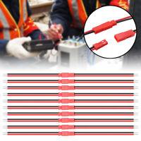 10Paar JST BEC Stecker / Buchse mit Kabel Male Female Connector für RC Modellbau