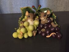 """Charming Tails """"Im So Grape-ful For You�"""