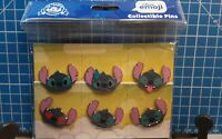 Disney Pin Trading Stitch Pin 122994Emoji Blitz Stitch Booster Set Disneyana