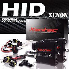 Xentec HID KIT SLIM Xenon 9003 H4 Hi-Lo 6000k White High & Low Conversion Lights