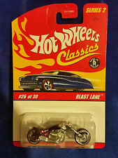 2006 Hot Wheels Classics Series 2 26/30 Blast Lane Black
