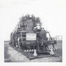 org. photo Locomotive à vapeur 229 LA DERNIER LE GRANDIOSE DU MONDE (G2933)