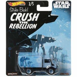 Hot Wheels Star Wars Hoth Uni Mog Die Cast Collectable Car