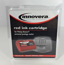Innovera NEW Red Ink Cartridge Pitney Bowes Personal Postage Meter #769-0