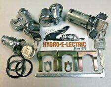 NEW 1975-1977 Cutlass Salon/Supreme & 442  Complete OE Style Lock Set- GM keys