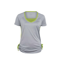 Zoot - Women's Run Sunset Tee - Silver strand/Heather Spring Green - Extra Large