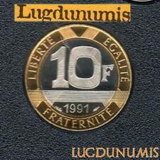 Boîtiers FDC, BU, BE de pièces de monnaie françaises en nickel