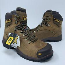 Caterpillar Men's Diagnostic HI St P89940 Insulated Waterproof Boots Sz 12 WIDE