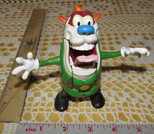 Ren & Stimpy Show's BOOT CAMP STIMPY 1993 Hairball Action Figure  #3569 Loose