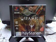 JEU PLAYSTATION 1 - QUAKE II