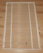 Innenraum Jalousie, Stoffjalousie, Stoffrolo - Abmessungen ca. LxB=120x73 cm