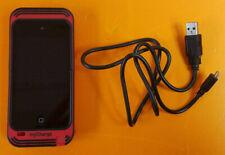 ⭐️⭐️⭐️⭐️⭐️ Apple Ipod Touch 4th Gen 8GB MC540LL/A w MyCharge Battery Case