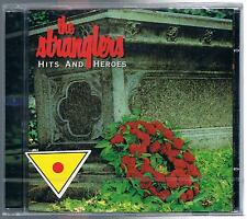 THE STRANGLERS HITS AND & HEROES CD F.C. SIGILLATO!!!