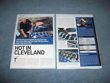 2014 Ford 351C Cleveland Engine Building Tech Info Article 'Hot in Cleveland""