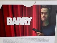 BARRY BILL HADER 2019 DVD 2 EPISODES ONLY  HENRY WINKLER HBO EMMY FYC HIT