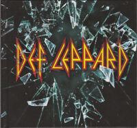 DEF LEPPARD Def Leppard 2015 Classic Rock Edition hardback 16-trk CD NEW/SEALED