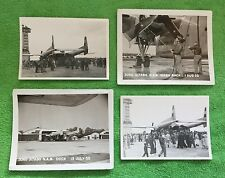 U.S. AIR FORCE PHOTO of C-119 Plane (4) LOT BW ORIGINAL PICTURES & FREE GIFT!