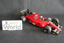 Exoto Ferrari 641/2 1990 1:18 #1 Alain Prost (FRA) with figurine (PJBB)