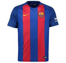 Barcelona 2016-17 home shirt by Nike - adult XL