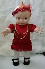Cute Jesco Cameo Kewpie Flapper Doll