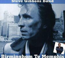 Steve Gibbons Band - Birmingham To Memphis [CD]