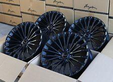 Breyton LS Felgen matt black 10x22 + 11,5x 22 Zoll für BMW X5 Typ G05 ab BJ 2019