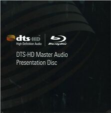NEW 2006 Blu-Ray DVD DTS HD Master Audio Presentation Demo Disc Demonstration