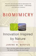 Biomimicry: Innovation Inspired by Nature (Paperback or Softback)