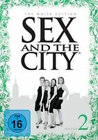 Sex and the City: Season 2 (The White Edition) [3 DVDs] | DVD | Zustand gut