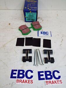 DP2127 - EBC Greenstuff Front Brake Pads For Austin Mini 1275 GT 1974-1980