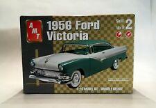 AMT 1956 Ford Victoria, 1:25 scale kit, stock, custom, race, opening doors, NIB
