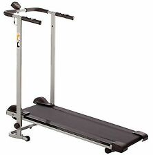 V-Fit Manual Folding Treadmill MTT1