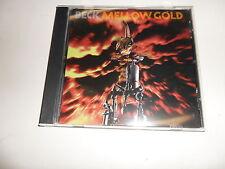 Cd   Beck  – Mellow Gold