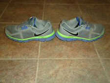 NIKE DUAL FUSION ST2 RUNNING SHOES SIZE 8.5 8 1/2 MODEL 454242-043 WORKOUT