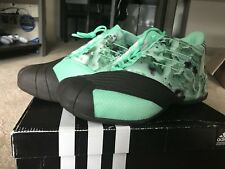 Addidas Tracy McGrady 1 mens basketball shoe T Mac green SZ 9