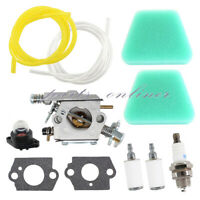 Carburetor Carb For Craftsman 358360880 358351040 350360171 ChainSaw Tune Up Kit