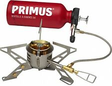 PRIMUS OmniFuel II incl. Fuel Bottle Gas Benzin Petroleum Diesel Kerosin P328988