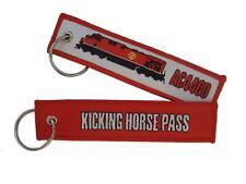 Schlüsselanhänger - KICKING HORSE PASS & AC4400 - Kanada / Canada