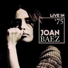 CDs de música folk Joan Baez