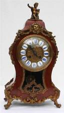 Other Wood French Antique Clocks with Chimes